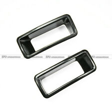 For Nissan Skyline R32 GTR Nism N1 Style Front Bumper Vent Air Duct 89-94 FRP