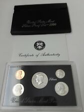 1996-S US Mint Silver Proof Set