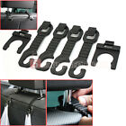 4x Auto Car Vehicle Accessories Seat Bag Grocery Handy Hook 2Pcs Bottle Hanger