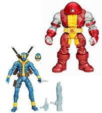 "MARVEL Infinite UNIVERSO X uomini DEADPOOL & COLOSSO 3.75 ""Figure Set Macchina"