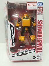 Transformers netflix War For Cybertron bumblebee