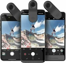Olloclip Multi Device Filmers Kit With 4 lenses & Mount for iPhone & Android