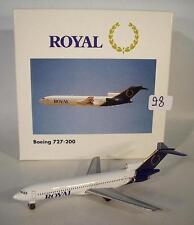 HERPA 1/500 Boeing 727-200 royal OVP #98