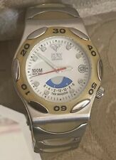 Roxy Quicksilver 100 M Watch With Tide Indicator