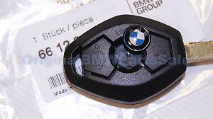 Genuine BMW E46 Remote Key Sticker Emblem Badge Logo OEM 66122155753