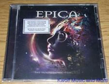 "EPICA  ""The Holographic Principle""  NEW  (CD, 2016)"