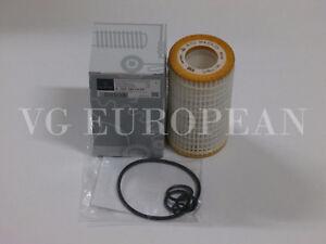 Mercedes-Benz C CL CLK CLS E G GL GLK ML R S Genuine Engine Oil Filter Kit NEW