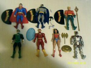 DC Universe Classics/DC Multiverse Justice League Action Figure Lot Superfriends