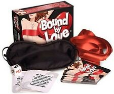 Bound By Love New | Bondage Kit And  Sex Card Game | Naughty Valentine's Gift