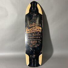 Arbor Liam Morgan Pro Model Longboard Skateboard Deck