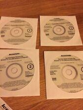 Applicazione del sistema di recupero DVD driver disco di ripristino Lenovo X250 X250s LD082