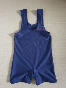 Wrestling Singlet - Size 36 - Lycra Sports Garment - Scally Lad Gay Interest