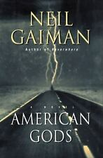 American Gods by Neil Gaiman 2001, Hardcover, Dust Jacket, First Edition