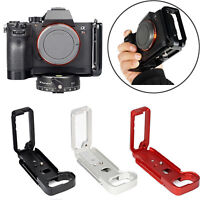 GABALE LB3 QR L Plate Bracket Camera Hand Grip Holder for Sony A7M3/A9/A7R3