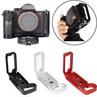 GABALE LB3 QR L Plate Bracket Camera Hand Grip Holder for Sony A7M3/A9/A7R3