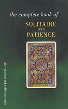 NEW The Complete Book of Solitaire and Patience Games by Albert H Morehead