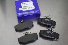 EBC Blackstuff Bremsbeläge Vorderachse DP1095 für Volvo 940 1