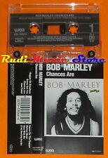 MC BOB MARLEY Chances are 1981 germany WEA 2292-53066-4 cd lp dvd vhs