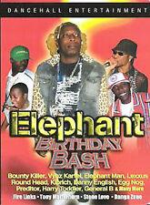 Elephant Man - Birthday Bash (DVD, 2005)