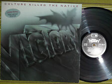 VICTORY, CULTURE KILLED THE NATIVE /SINNER/ LP 1987 GERMANY EX/EX INNER/SL