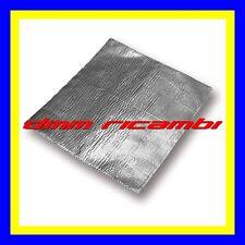 Tessuto termoisolante adesivo paracalore Alta Temperatura 25 x 50 cm Auto Moto