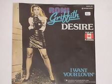 "RONI GRIFFITH -Desire- 7"" 45"