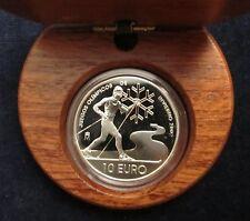 *GUTSE* 10 EUROS 2002, JUEGOS OLIMPICOS INVIERNO, PROOF