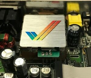 A1200 / A600 Modulator RF Shield Cover Label for Commodore Amiga NEW     12650