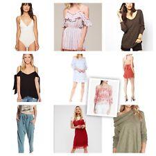 NWT Women's Clothing Reseller Wholesale Bundle Box Lot Min $300 Retail + Gift