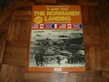 June 6, 1944 The Normandy Landing HB Book General Jean Campagnon English Edition