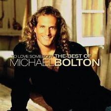 "MICHAEL BOLTON ""TO LOVE SOMEBODY-THE BEST OF"" 2 CD NEU"