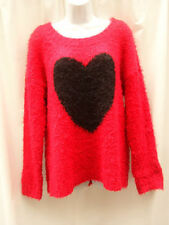 George Polyester Scoop Neck Jumpers & Cardigans for Women