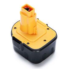 NEW 12VOLT Ni-CD Battery for DEWALT DC9071 2000MAh DW9072 DW9071 DE9037 DW9072