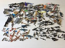 Toy Weapons lot. GI Joe, Ninja turtle, Star War  and others