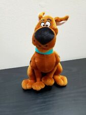 """Scooby Doo 9"""" Sitting Plush Pre-Owned"""