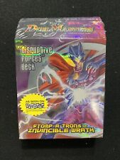 Duel Masters DM-06 Disruptive Forces Deck - Factory Sealed