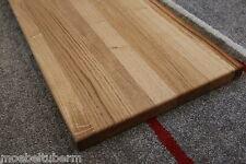 Tischplatte Regalbrett Platte Eiche Massiv Holz Leimholz Brett au. auf Maß !!!