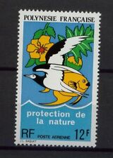French Polynesia 1974 SG#186 Protection Of Nature MNH