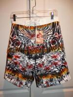 NWT Men's EDDIE BAUER Board Shorts Swim Trunks Bathing Suit XS XSmall