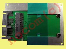 Dell Latitude E4200 interner SSD mSATA auf uSATA Adapter