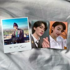 Stray Kids Official Photocard Go生 Go Saeng Live Hyunjin set