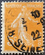 Stamp France 1920 5c Sower Used