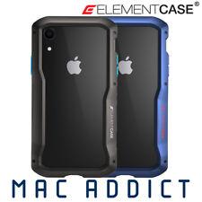 Element Case Vapor-S MIL-SPEC Aluminium Rugged Bumper Case For iPhone XR