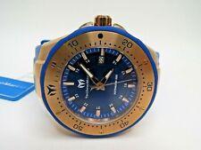 TechnoMarine Manta Men's Automatic Watch 48mm Blue TM-215087 Diver