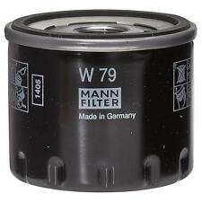 Vauxhall Suzuki Renault Opel Fits Nissan Dacia Mann Oil Filter Spin-On Bypass