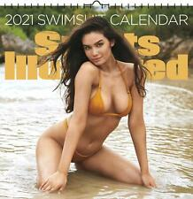 SPORTS ILLUSTRATED SWIMSUIT - 2021 WALL CALENDAR - BRAND NEW - 216099