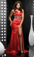 JASZ COUTURE 4061 | Prom Wedding Homecoming | New, 100% Authentic Size:14
