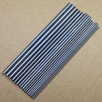 Soft Steel for Making Blue steel Winding Stems on Watchmaker Lathe