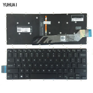 New For Dell  Vostro 14 5468 5471 US Keyboard Backlight