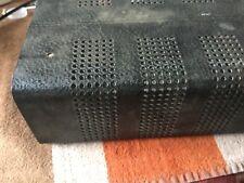 Vintage Gonset Radio Cases